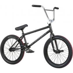 Wethepeople Trust 2021 21 Matt Black BMX Bike